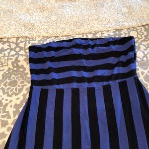 Mossimo Supply Co. Dresses - Strapless maxi dress